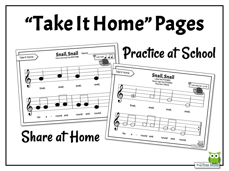 FREE Kodály-Style Music Reading Lesson | Elementary Music Class Activities