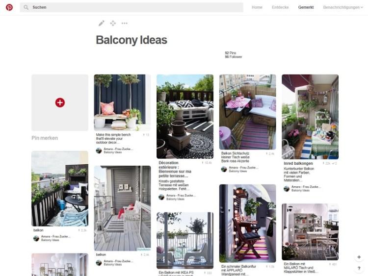 pinterest_balcony Ideas