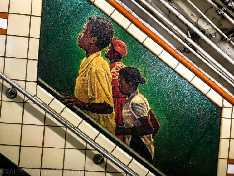 New Yorker Metro durch meine Linse24_ Herbst 2017