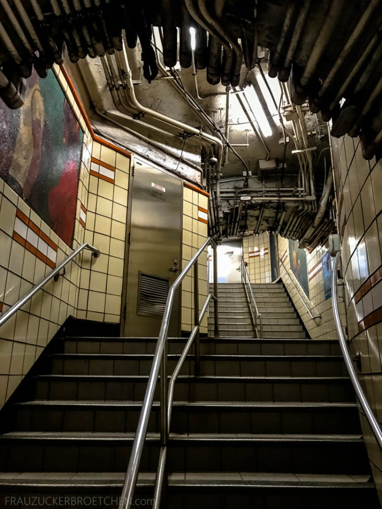 New Yorker Metro durch meine Linse25_ Herbst 2017