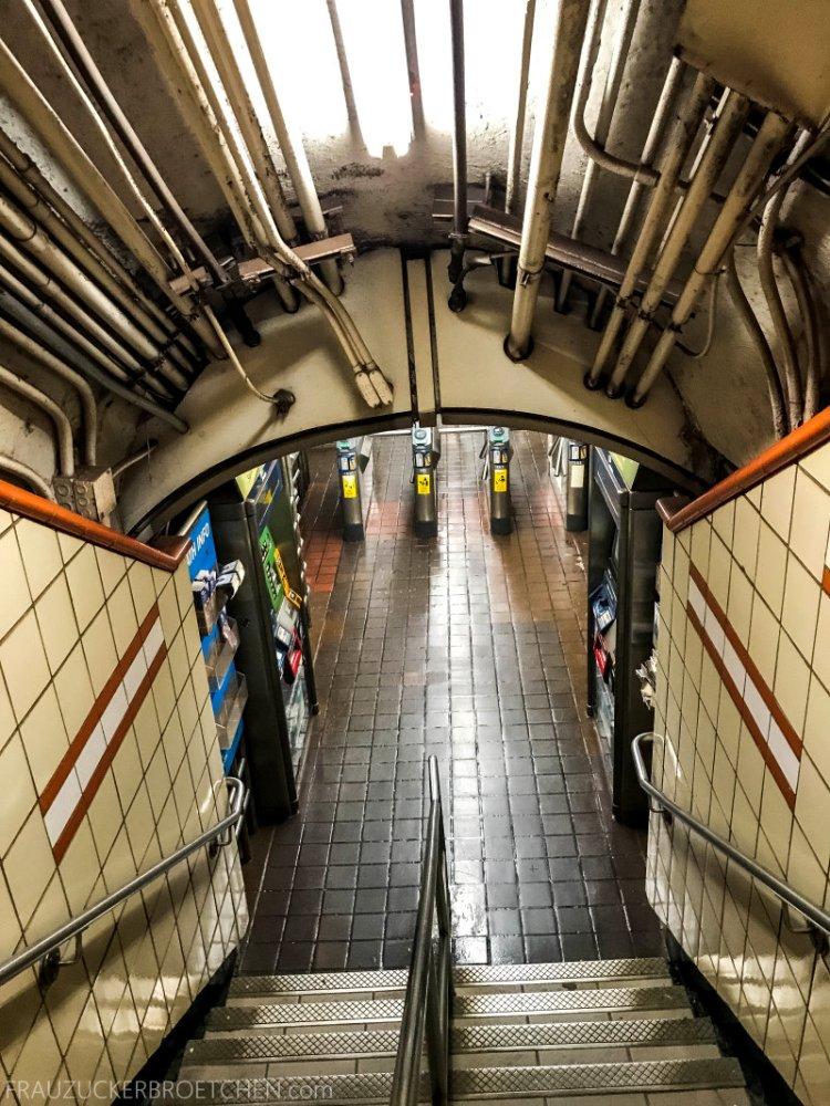 New Yorker Metro durch meine Linse_ Herbst 2017