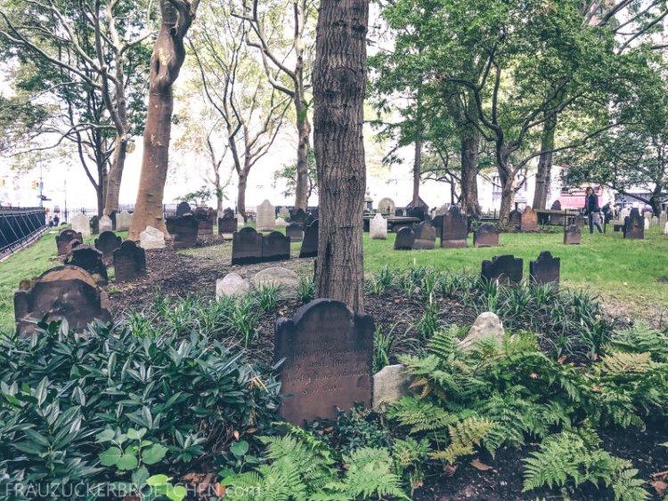 St Pauls Chapel_New Yorks älteste Kirche_Frau Zuckerbroetchen9