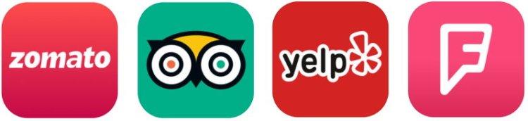 Apps für Food Suche