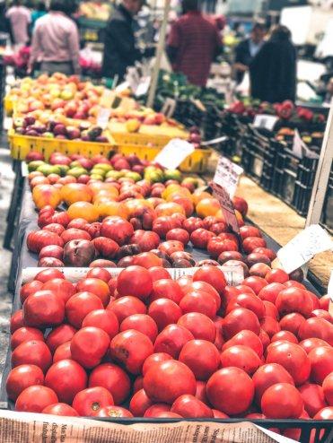 New York Food Markets_City Hall Green Market5