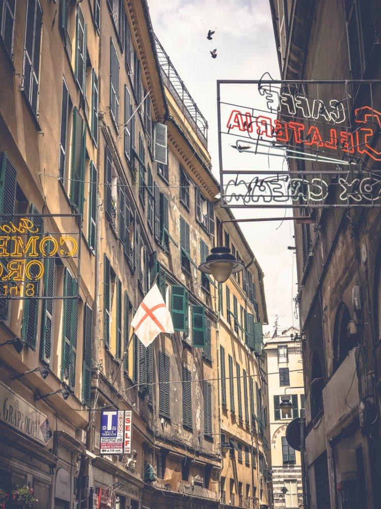 Genua Ein Spaziergang durch die Altstadt3