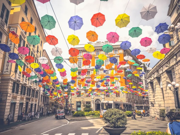 Genua Ein Spaziergang durch die Altstadt5