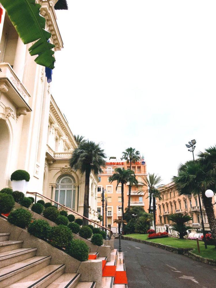 Casino Sanremo / Italien