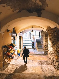 La Pigna in Sanremo