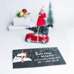 {Freebie!} A Letter To Santa // entzückend weihnachtliches Briefpapier, mit Umschlag!