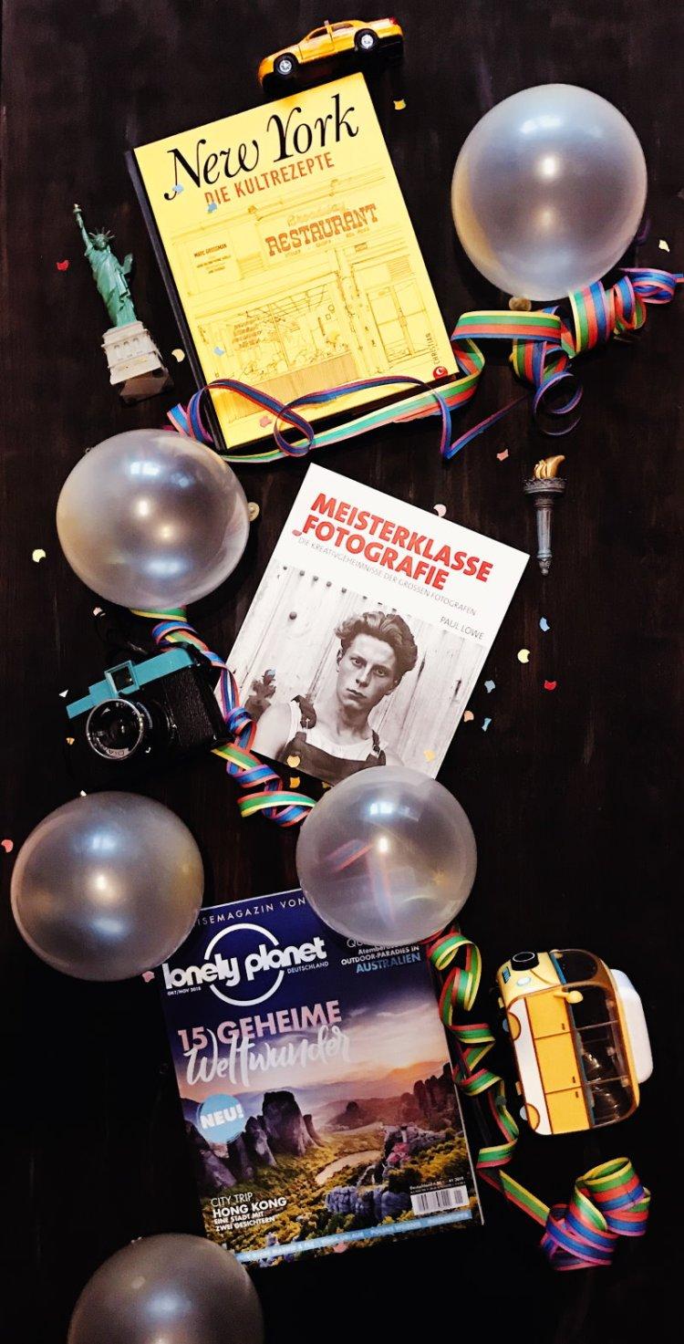 Gewinnspiel zum 2. Geburtstag von Frau Zuckerbrötchens Blog