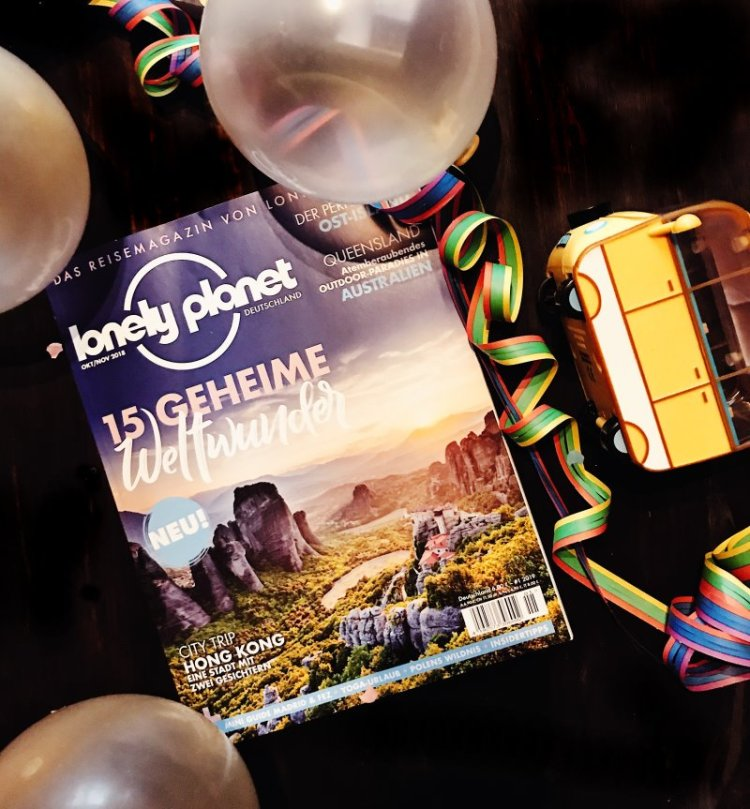 Mini-Abo Lonely Planet Magazin