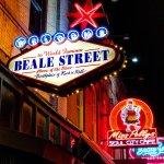 Die Beale Street // Memphis, TN