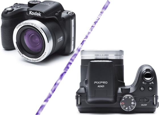 Cámara Semi Profesional Kodak