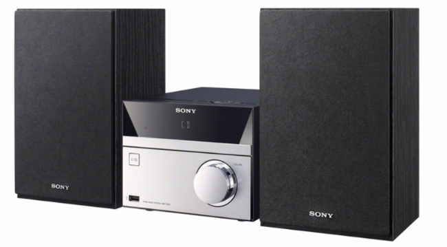Mp3 Frávega microcomponente Sony