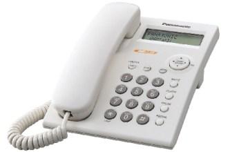 Teléfono de mesa Panasonic