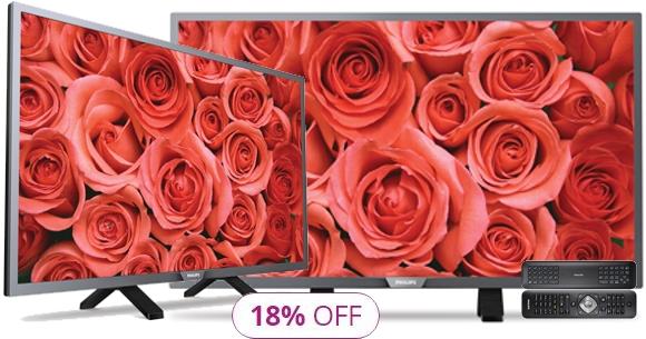 Smart TV Philips 32 Pulgadas