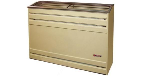 Calefactor a gas tiro natural CTZ Frávega