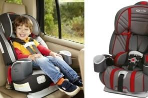 silla de auto para bebé