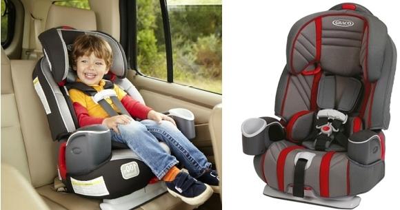 silla de auto para bebé Graco nautilus