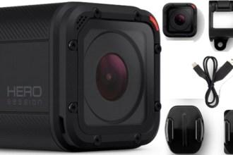 filmadora Go Pro sumergible