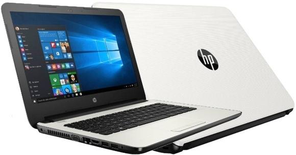 Notebook HP en Frávega