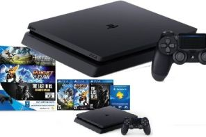 Consola Sony PS4 500Gb Slim