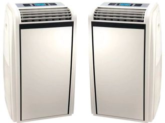 Aire acondicionado portátil BGH frío calor