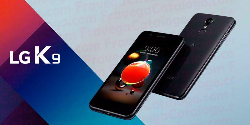 LG K9 celular libre