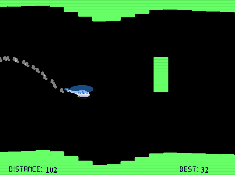 Internet Game Spotlight Helicopter Game Frayed Wire