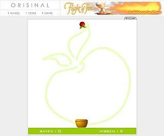 juego manzanas