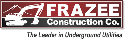 Frazee Co. | The Leader in underground utilities