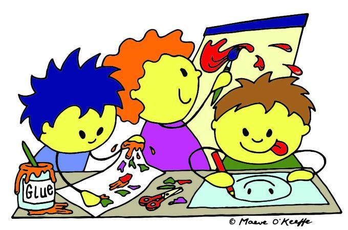 Art Classes Logo