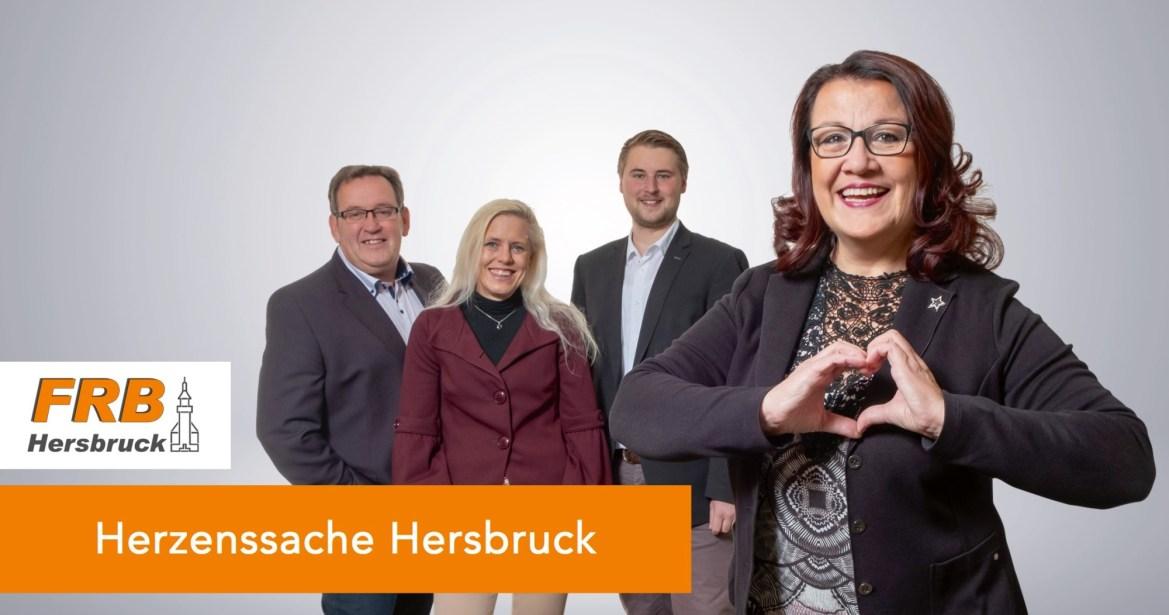 Norbert Winkler, Tanja Heidner, Marc Stefes und Irmgard Raum setzen sich für die Verbindung der Generationen in Hersbruck ein.