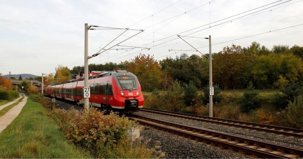 S-Bahn in Hersbruck