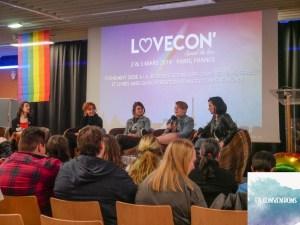 Galerie photos de l'événement Love Con - Photo 13
