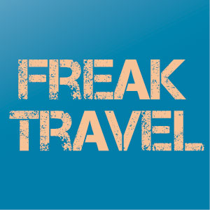Logo Freak Travel square