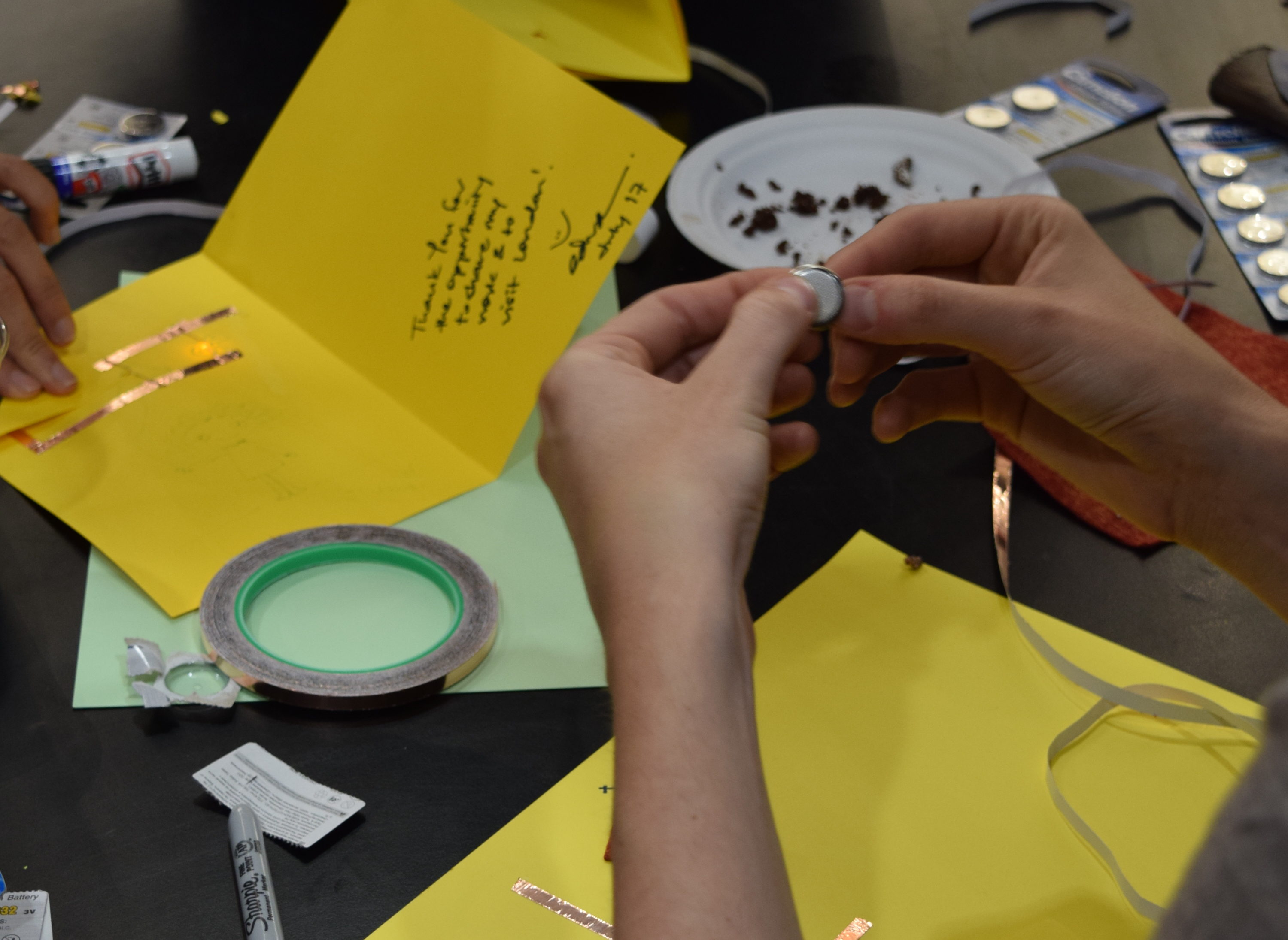 Making Spaces: A research event exploring equity for children and young people in makerspaces