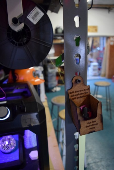 USB sticks for 3D printers