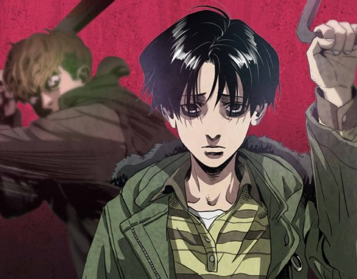 Review manwha 'Killing Stalking' (2016)