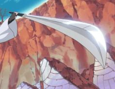 Espada Kusanagi en 'Naruto'