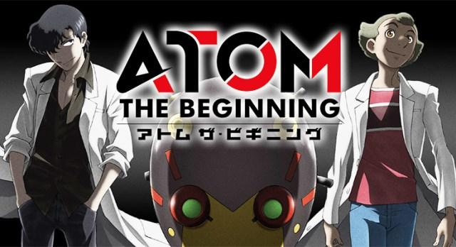 Primavera 2017: 'Atom: The Beginning'