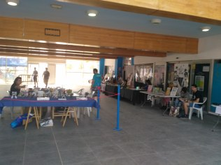 Área dibujantes