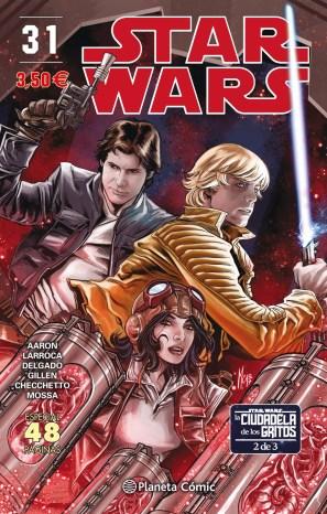 Sobrecubierta Star Wars