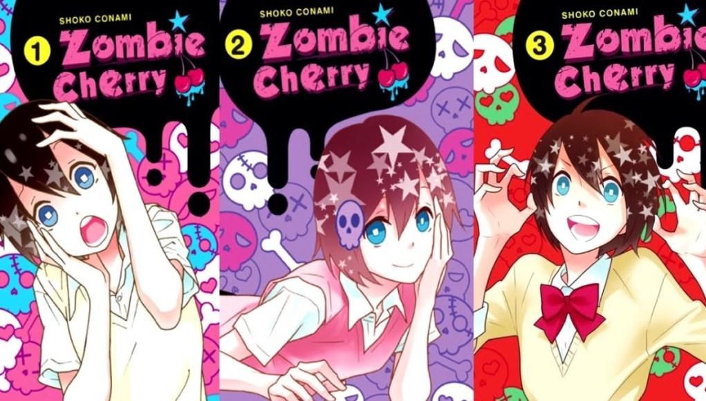 Zombie Cherry tomos
