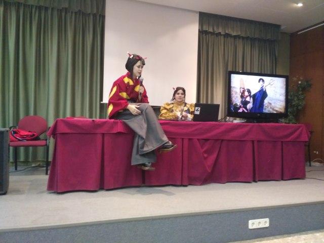 Atsukine y Pirata Cristina