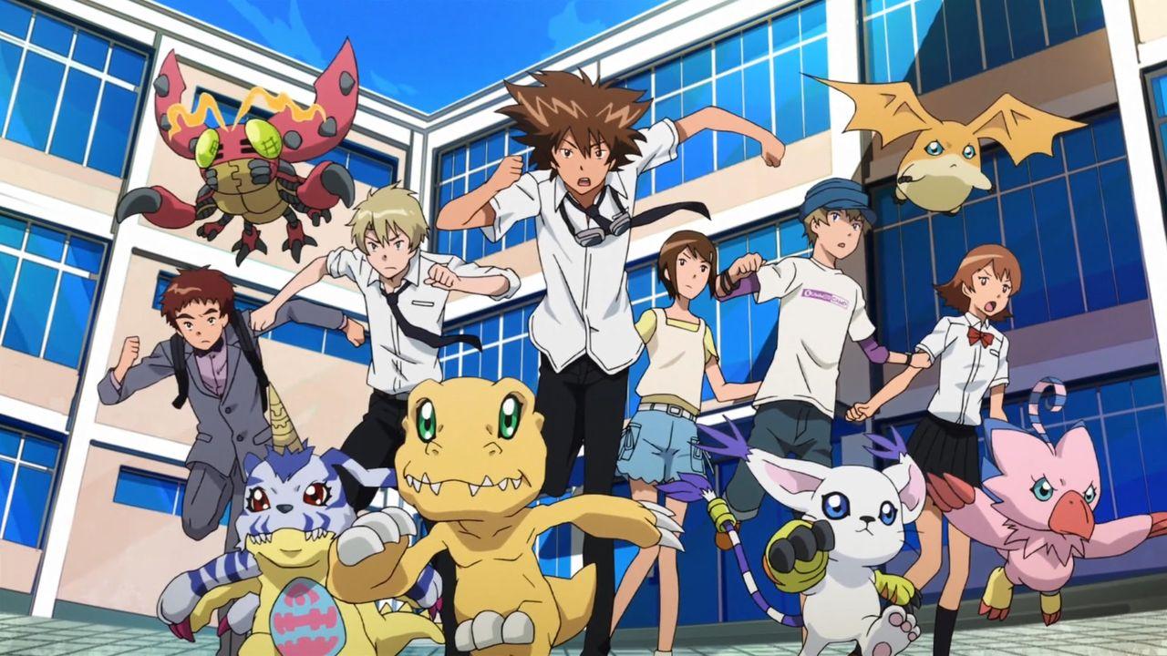 Resultado de imagen para Digimon Adventure tri.