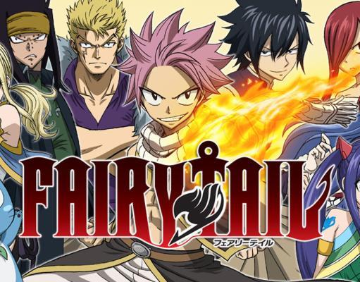 Fairy Tail imagen destacada