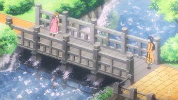 Cardcaptor Sakura Clear Card 5 Sakura Tomoyo puente