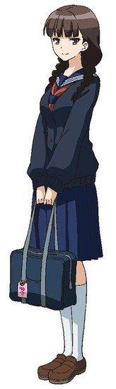 Mariko Honda como Kurobe
