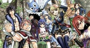 Fairy Tail datos manga